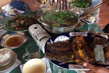 Thực đơn Điền Lan Thôn Trang